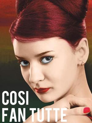 Cosi Fan Tutte - English National Opera Poster
