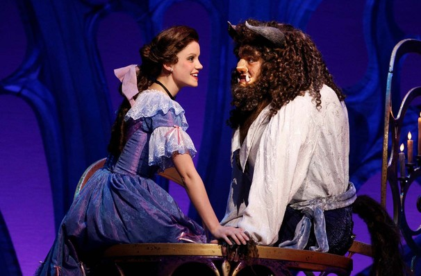 Disneys Beauty and the Beast, Jennie T Anderson Theatre, Atlanta