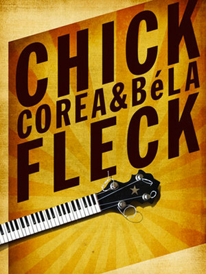 Chick Corea & Bela Fleck at Dreyfoos Concert Hall