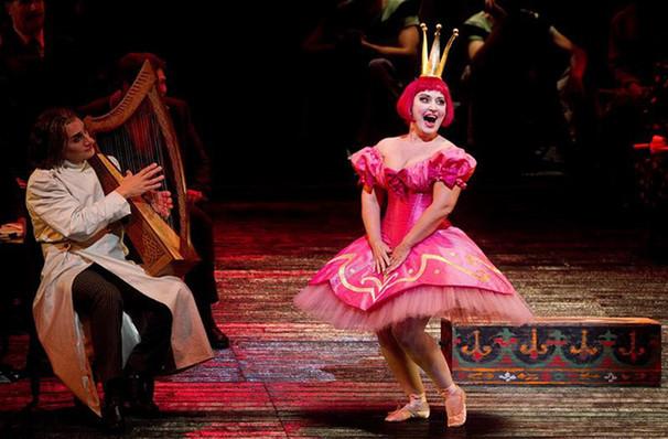 Metropolitan Opera Les Contes dHoffmann, Metropolitan Opera House, New York
