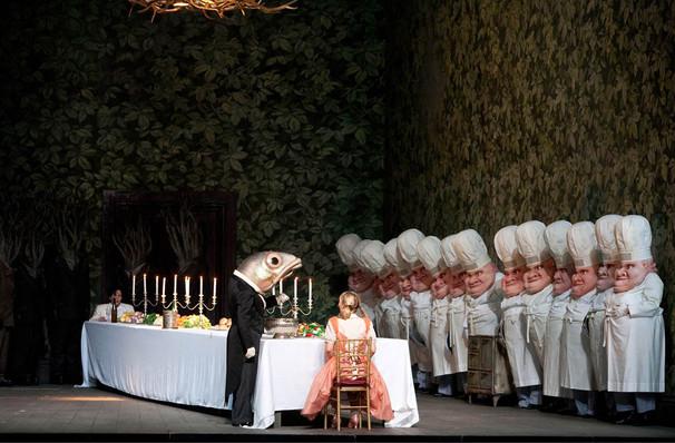Metropolitan Opera Hansel Gretel, Metropolitan Opera House, New York