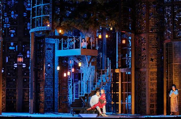 Metropolitan Opera Le Nozze di Figaro, Metropolitan Opera House, New York