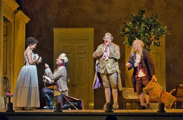 Metropolitan Opera Il Barbiere di Siviglia, Metropolitan Opera House, New York