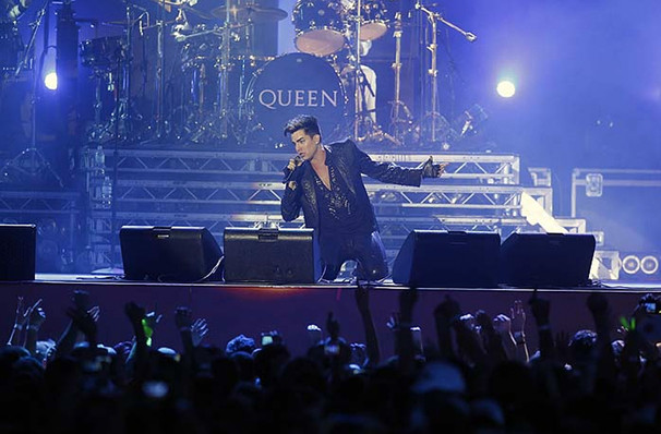 Queen Adam Lambert American Airlines Center Dallas Tx Tickets Information Reviews