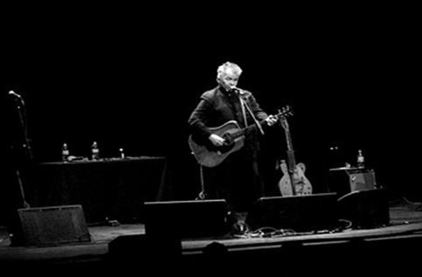 John Prine, North Charleston Performing Arts Center, North Charleston