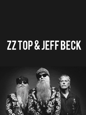 ZZ Top %26 Jeff Beck at Nikon
