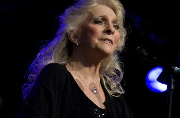 Judy Collins, National Hispanic Cultural Center Wells Fargo Theatre, Albuquerque