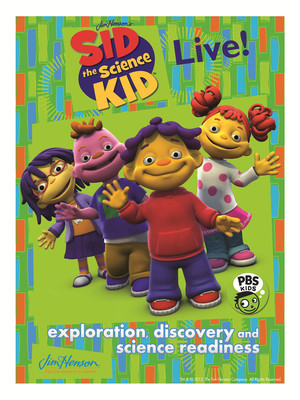 Sid The Science Kid Live Poster