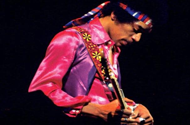 Experience Hendrix, Grove of Anaheim, Los Angeles