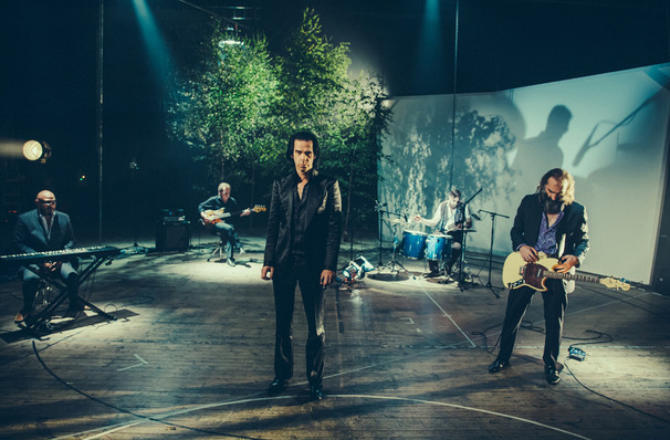 Dates announced for Nick Cave and The Bad Seeds