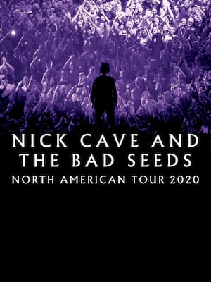 Nick Cave and The Bad Seeds, Minneapolis Armory, Minneapolis