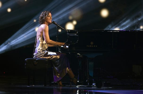 Don't miss Sarah McLachlan one night only!