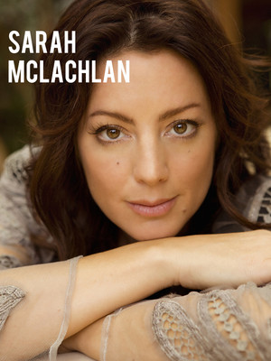 Sarah McLachlan at San Diego Civic Theatre
