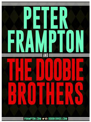 Peter Frampton & The Doobie Brothers at Bethel Woods Center For The Arts
