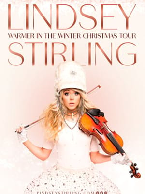 Lindsey Stirling at Peace Concert Hall