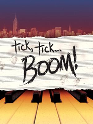 tick, tick... BOOM! at New York City Center Mainstage