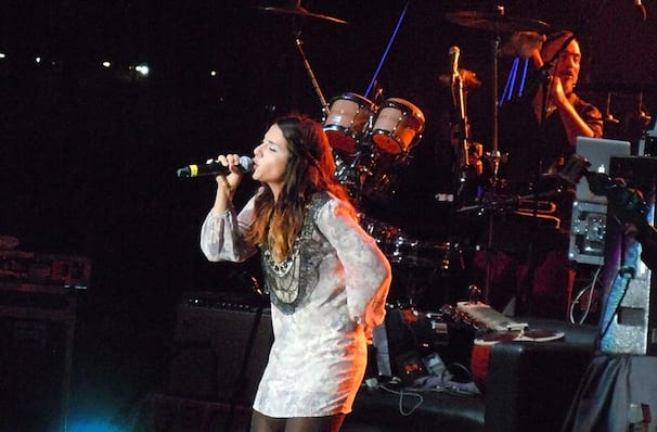 Thievery Corporation, Danforth Music Hall, Toronto