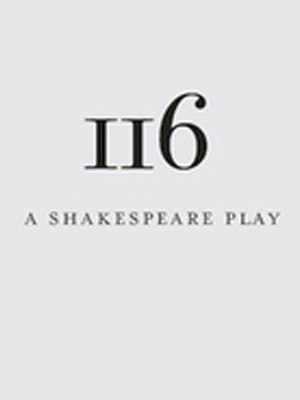 116: A Shakespeare Play Poster