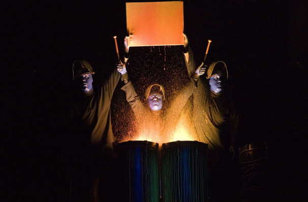 Blue Man Group, Blue Man Group Theatre, Orlando