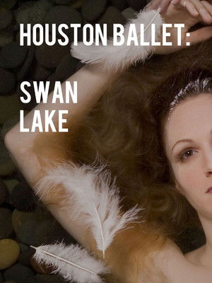 Houston Ballet: Swan Lake Poster