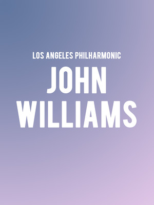 Los Angeles Philharmonic: John Williams at Hollywood Bowl