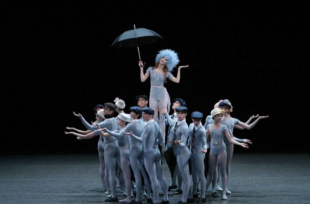 New York City Ballet All Robbins, David H Koch Theater, New York