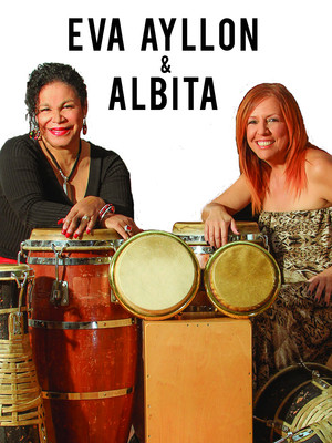 Eva Ayllon & Albita at Town Hall Theater