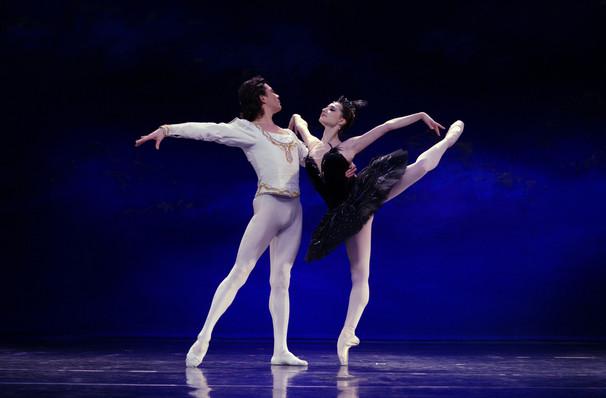 Moscow Festival Ballet Swan Lake, Saroyan Theatre, Fresno