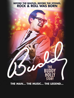 Buddy: The Buddy Holly Story Poster