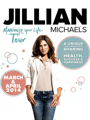 Jillian Michaels Poster