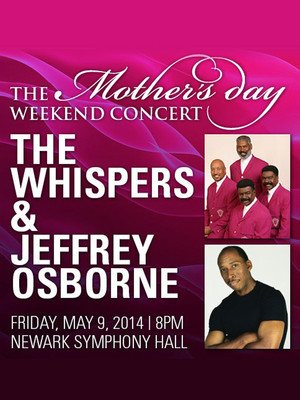 The Whispers & Jeffrey Osborne at NYCB Theatre at Westbury