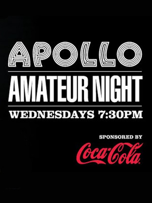 Amateur Night At The Apollo Poster