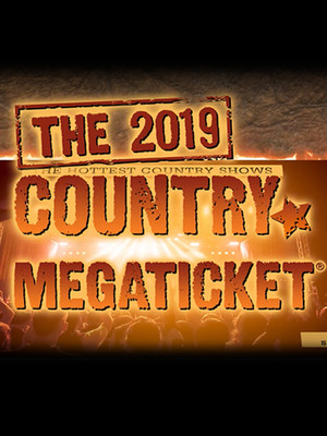 Country Megaticket, Blossom Music Center, Akron