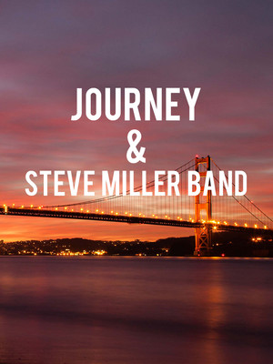 Journey & Steve Miller Band at Bethel Woods Center For The Arts