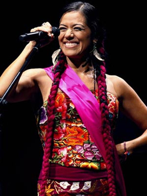 Lila Downs at Jones Hall for the Performing Arts