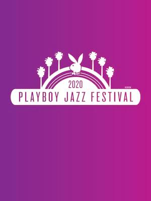 Playboy Jazz Festival Poster