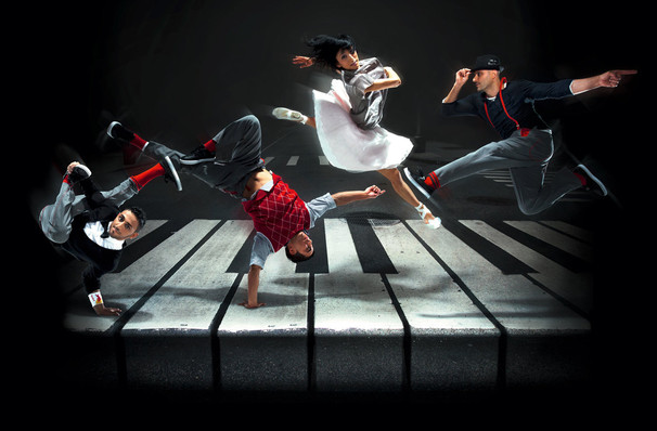 Red Bull Flying Bach, Hippodrome Theatre, Baltimore