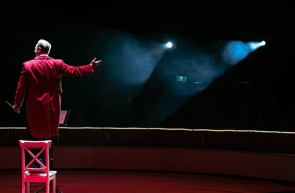 Cirque Musica, Miller High Life Theatre, Milwaukee