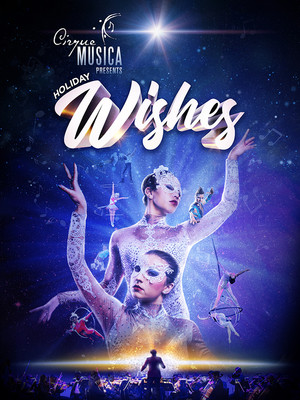 Cirque Musica, MTS Centre, Winnipeg