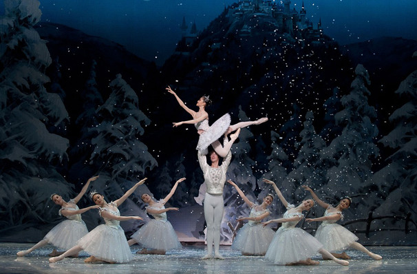 The Goh Ballet The Nutcracker, Queen Elizabeth Theatre, Vancouver
