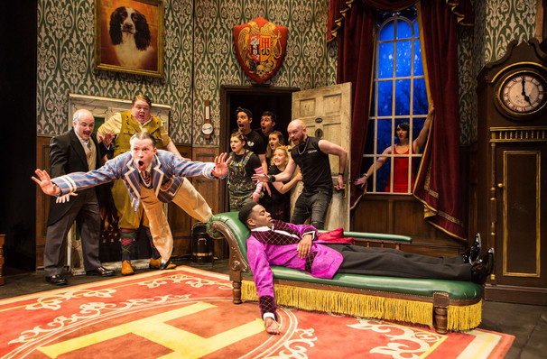 The Play That Goes Wrong, Duchess Theatre, London