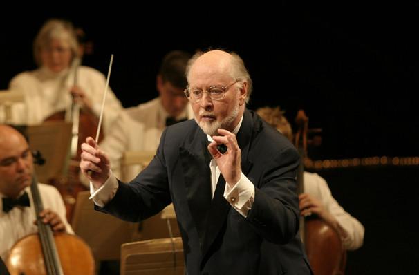 Seattle Symphony The Movie Music of John Williams, Benaroya Hall, Seattle