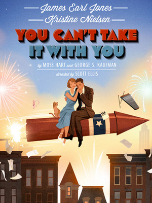 You Can't Take It With You at Longacre Theater