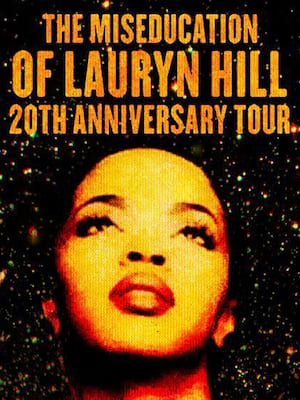 Lauryn Hill, Arena Neal S Blaisdell Center, Honolulu