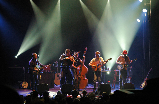 Old Crow Medicine Show, Peace Concert Hall, Greenville