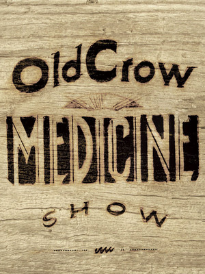 Old Crow Medicine Show at Peace Concert Hall