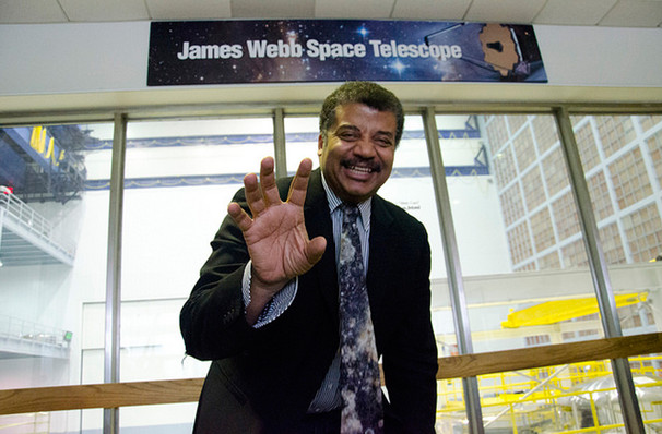 Neil DeGrasse Tyson, Indiana University Auditorium, Bloomington