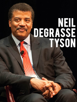 Neil DeGrasse Tyson at Mortensen Hall - Bushnell Theatre