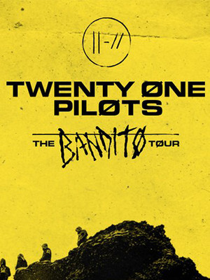 Twenty One Pilots at Target Center