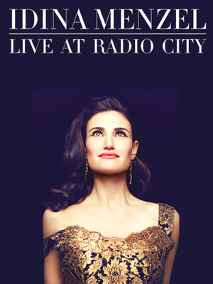 Idina Menzel at Radio City Music Hall